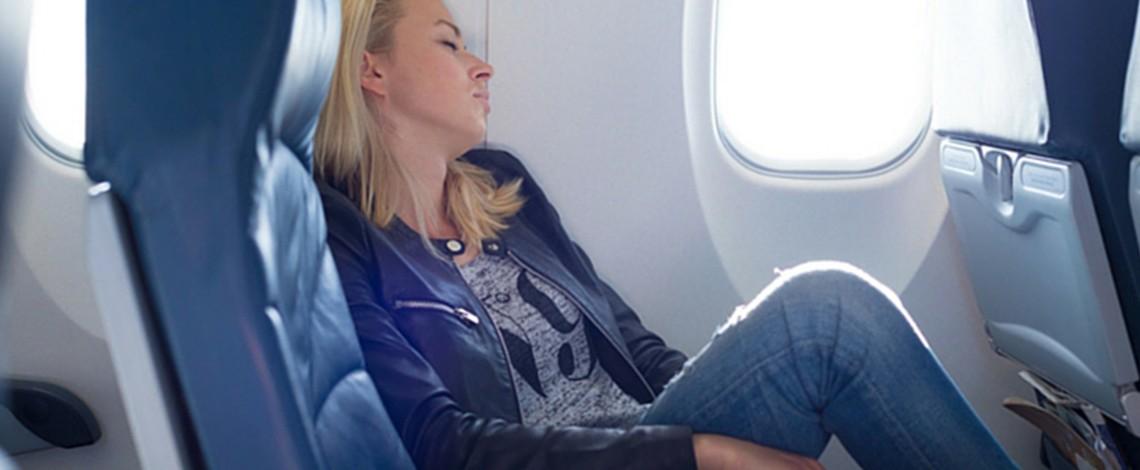 como evitar varices al viajar