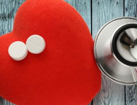 Aspirina diaria salud cardiovascular