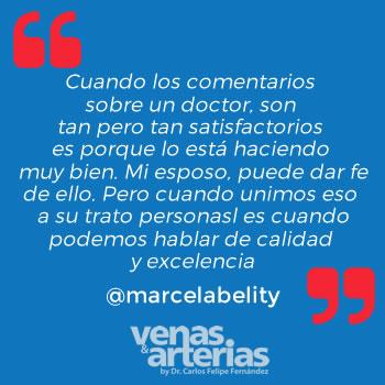 Testimonio marcelabelity
